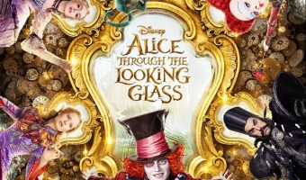 Disney Releases NEW Full-Length Trailer for 'Alice Through the Looking Glass'