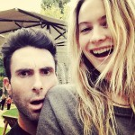 Behati Prinsloo Reportedly Pregnant – Adam Levine is Going to Be a Dad?