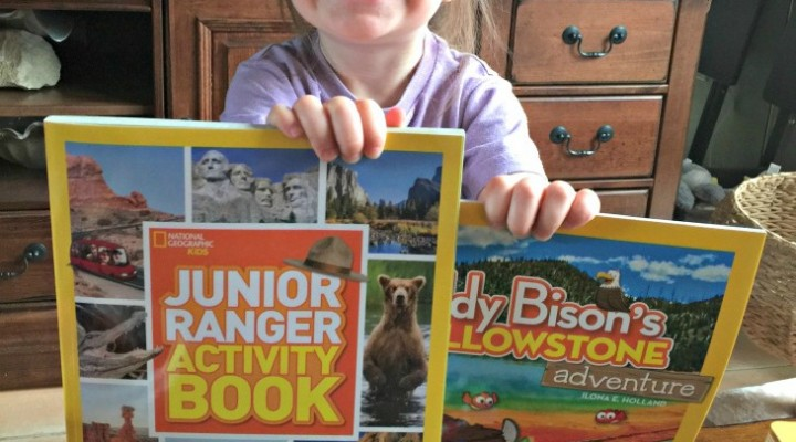 National Geographic Kids National Park & Junior Ranger Books – Get Your Children Excited About Exploring