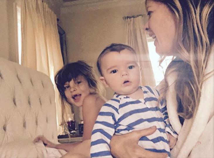 'General Hospital' News: Michelle Stafford Shares Photos Of Sleepy Son Jameson Jones Lee – Moments In Motherhood