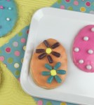 Homemade Easter Egg Sugar Cookies