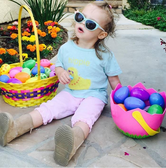 'General Hospital' News: Kirsten Storms & Brandon Barash Celebrate Easter With Harper Rose – See Adorable Pics!