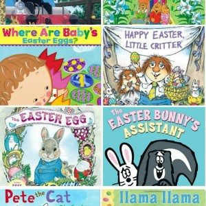 Top Easter Books to Read to Your Kids