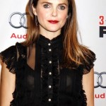 Keri Russell Debuts Baby Bump at The Americans Premiere