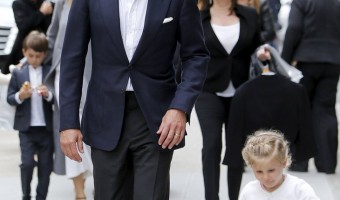 Tom Brady and Gisele Bundchen Family Lunch With Son and Daughter, Benjamin and Vivian