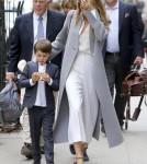 Tom Brady & Gisele Bundchen Lunch In NYC