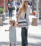 Rachel Zoe Shops With Her Son In Beverly Hills