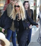 Rachel Zoe Lunches With Her Boys