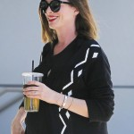 Anne Hathaway Has Given Birth to Son Jonathan Rosebanks