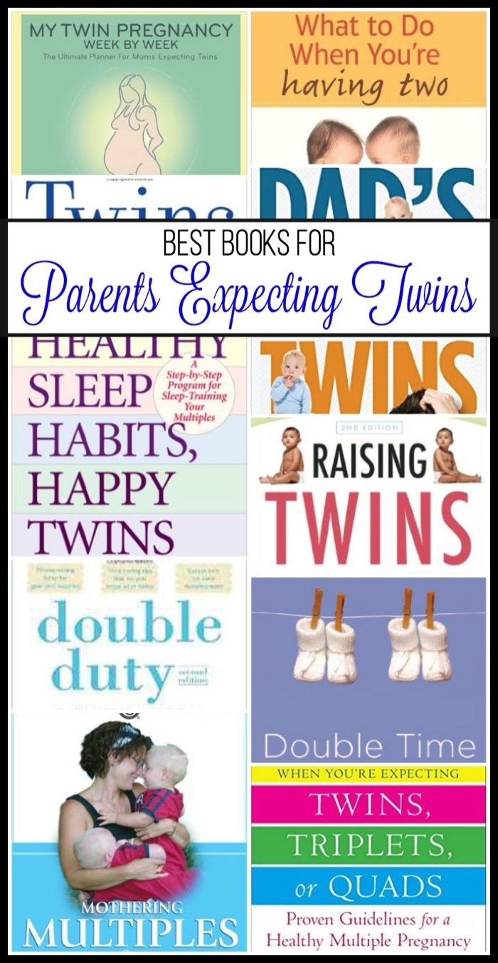 Best Books for Parents Expecting Twin