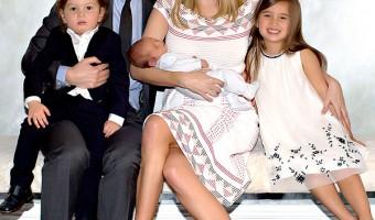 Family of Five: Ivanka Trump Shares Family Portrait