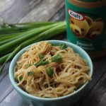 Spicy Peanut Noodles Made Perfect With Kraft Peanut Butter