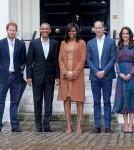 royals and barak obama