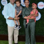 Tamera Mowry Attends the Safe Kids Day With Family