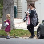 Melissa McCarthy Out With Daughters Vivian And Georgette