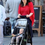 Pregnant Liv Tyler Goes For A Stroll In NYC With Baby Sailor
