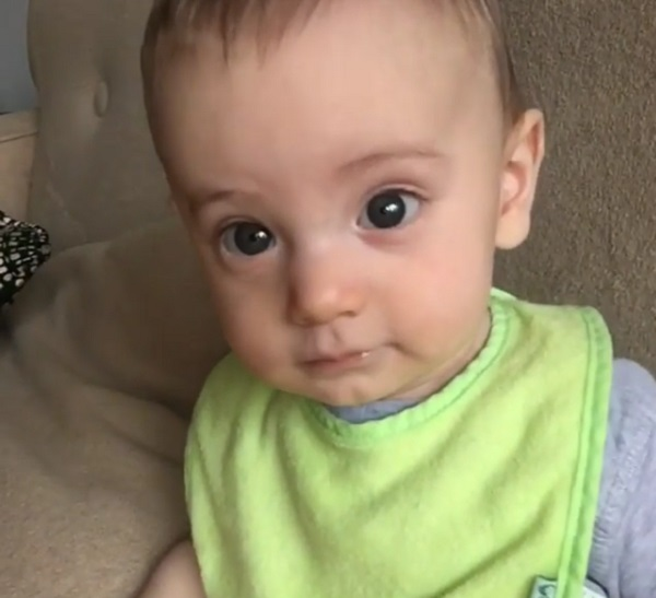 'Dancing With The Stars' Finalist Ginger Zee Shares Adorable Video Of Baby Adrian