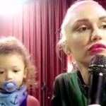 Apollo Rossdale Sings Along With Mom Gwen Stefani – Watch The Cute Video!