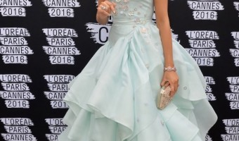 Blake Lively Channels Cinderella During the Cannes Film Festival