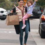 Jenna Dewan-Tatum & Everly Enjoy Mother-Daughter Day