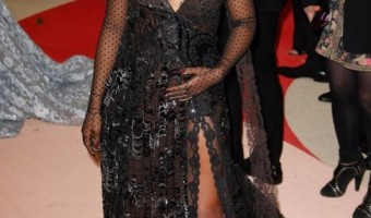 Kerry Washington Debuts Baby Bump at 2016 Met Gala