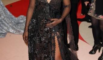 Kerry Washington Debuts Baby Bump at 2016 Met Gala