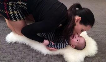 Lucy Liu Talks Motherhood