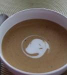 Thai Peanut & Coconut Soup