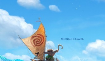 Moana's New Teaser Trailer & Poster Hit the Net
