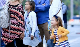 Jessica Alba And Cash Warren Celebrate Honor's Birthday