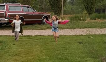 Sarah Jessica Parker's Twins Tabitha And Loretta Turn 7 Years Old