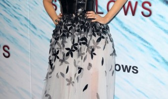 Blake Lively Looks Maternity Chic at The Shallows Premiere