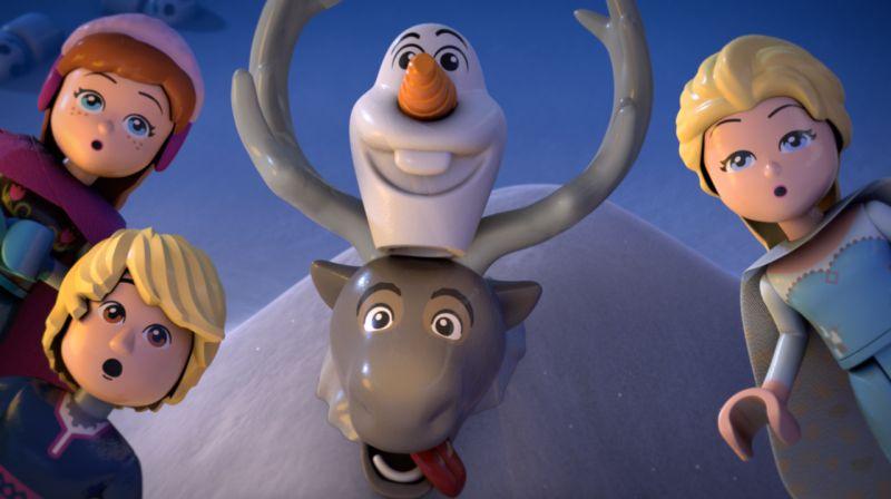 Frozen is Back! Disney Announces Frozen Northern Lights Series