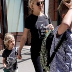 Kate Hudson's NYC Outing With Sons