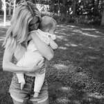 Kristin Cavallari Poses With Baby Saylor