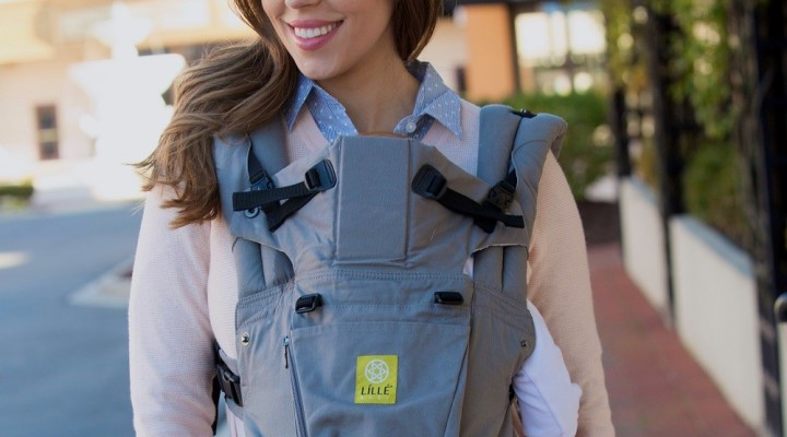 Baby-Wearing Made Easy With The LÍLLÉbaby COMPLETE