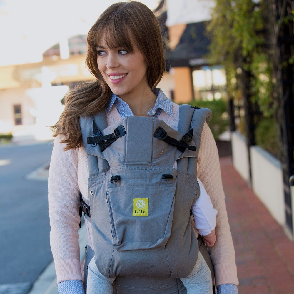 Baby-Wearing Made Easy - LILEBaby COMPLETE