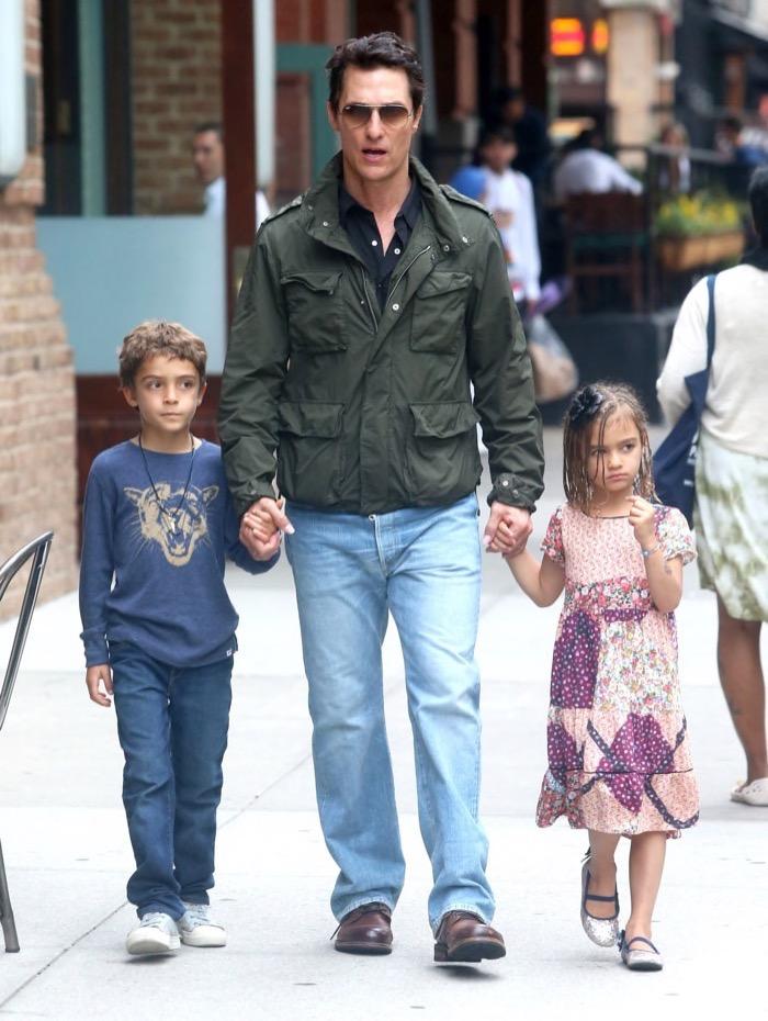 Camila Alves Matthew Mcconaughey Kids | www.imgkid.com ...