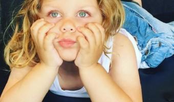Elizabeth Berkley's Baby Boy Sky Cole Lauren Celebrates His 4th Birthday