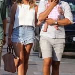 John Legend & Chrissy Teigen Vacation With Luna in Saint-Tropez