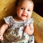 Chrissy Teigen And John Legend Take Baby Luna On Her First Vacation