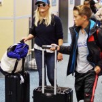 Reese Witherspoon & Deacon Go on Wilderness Trip