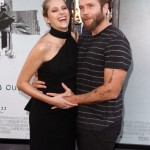 Pregnant Teresa Palmer Attends the Lights Out Premiere