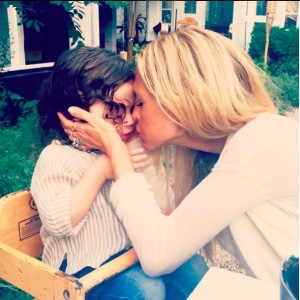 Rachel Zoe Shares Sweet Shot With Kaius