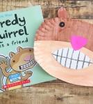 Scaredy squirrel craft