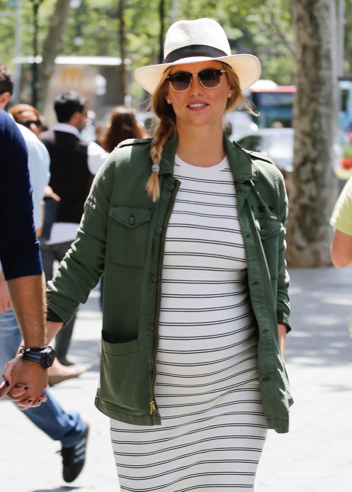 Bar Rafaeli Gives Birth to Baby Girl
