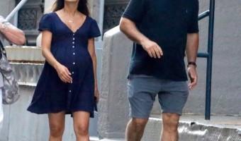 Alec Baldwin & Pregnant Wife Go Apartment Hunting
