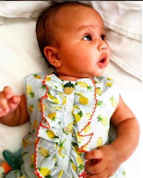 John Legend Shares Photo of His Cute Pineapple