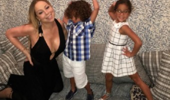 Mariah Carey Takes Moroccan And Monroe To Au Fudge