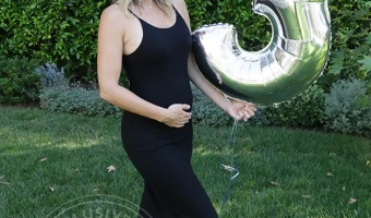 Surprise! Molly Sims Is Pregnant With Baby No 3